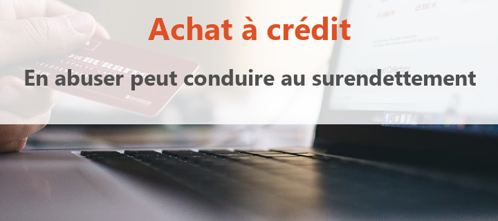 achat credit