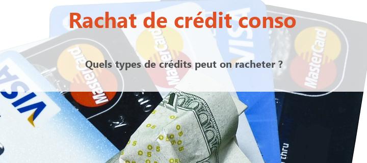 types de credits